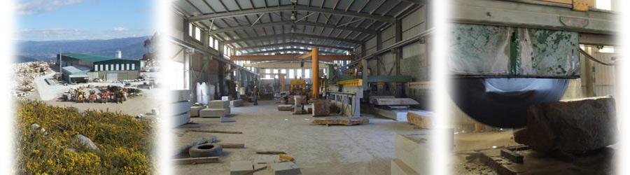 F brica granitos jrg extrac o e transforma o de for Fabrica de granito